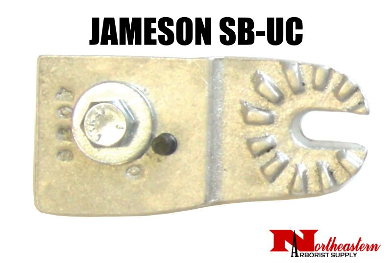 Jameson Adapts, SB-2 or Tri-Cut Blades to any manufacturer's universal head