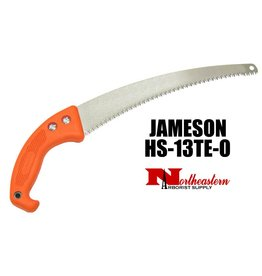 "Jameson Barracuda™ 13"" TRI-CUT Handsaw with Orange Handle"