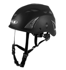 KASK Black Plasma Work Helmet with Adapter for Ear Defenders