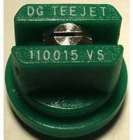 TEEJET© DRIFT GUARD TEEJET TIP POLYMER GREEN