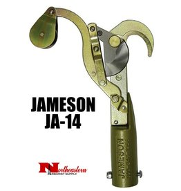 "Jameson Heavy Duty Side-Cut Pruner Head Fixed Pulley, 1+1/4"" Cut"