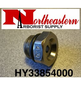 Hypro® NOZZLE 4mm #40, 13.5gpm @ 600psi