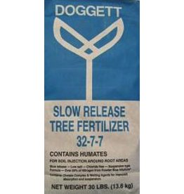 Doggett 32-7-7 INJECTO W/ HUMATES 30# Bag
