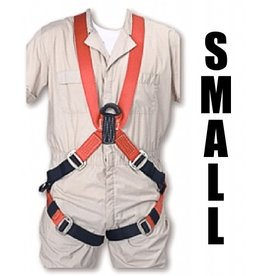 """Bashlin FULL BODY HARNESS Small with 24"""" """"D"""" Extension 5'4""""-5'7"""" 36"""" chest"""