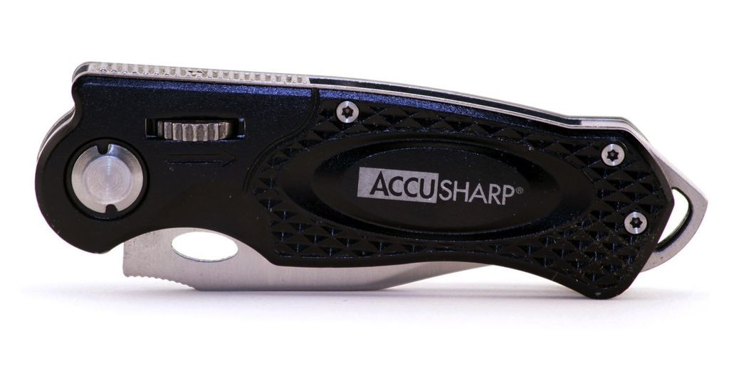 AccuSharp® Black Sport Knife
