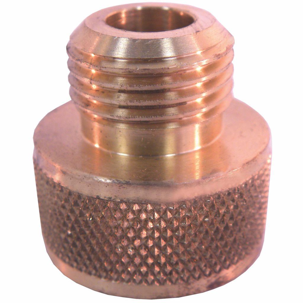 "Green Garde® JD9® Spray Tip Adapter to 1/4"" NPT Male Thread"