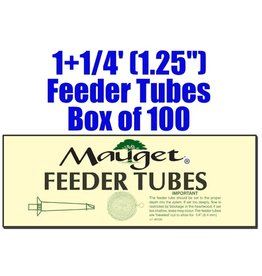 Mauget FEEDER TUBES (100) 1+1/4""