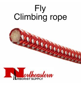 """Teufelberger Fly Climbing Rope, 7/16"""" 5,400# MBS x 120'"""