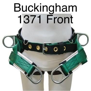 Buckingham Saddle, IMPROVED ECONOMY Size Medium