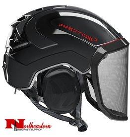 PROTOS Integral Arborist Helmet, Black