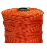 "All Gear Inc. ""Jet Set"" 100% Dyneema® Arborist Throw Line, Safety Orange 2.2mm x 180'"