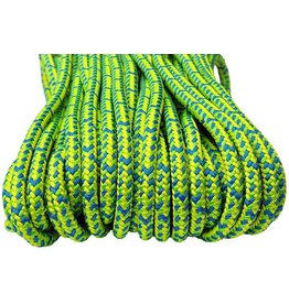 "All Gear Inc. Neolite™ 16-Strand Braided Polyester - Climbing Line 1/2"" x 150' with EYE 1 End"
