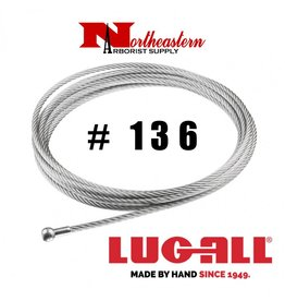"LUG-ALL Cable, 3/16"" with Drum Anchor"