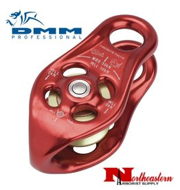 "DMM PINTO ( SMALL ) Rope Capacity:  1/2"" (13mm) 50KN"