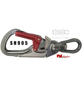 ISC Triple Action Swivel Snaphook, SH905