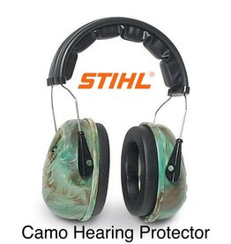 Stihl Camouflage Hearing Protectors