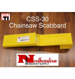 PTI CSS-30 Chainsaw Scabbard, Hang from Inside or Outside of Bucket