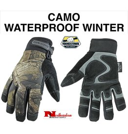 Youngstown Gloves Camo Waterproof Winter