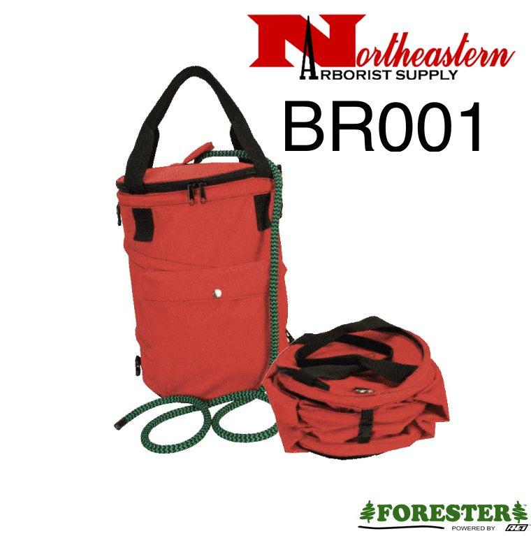 Forester Supreme Collapsible 1200-Denier Nylon Rope Bag