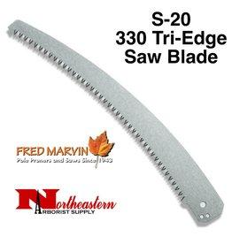 Fred Marvin Pole Saw Blade, 330 Tri-edge