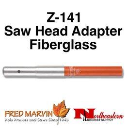 Fred Marvin Saw Head Adapter - Fiberglass