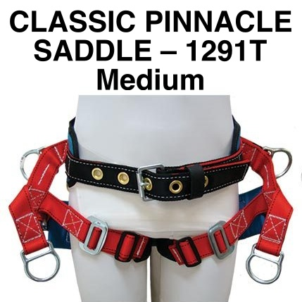Buckingham Saddle, Pinnacle Classic, Medium