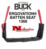 Buckingham Saddle, Batten Seat (Only) for ERGOVATION®