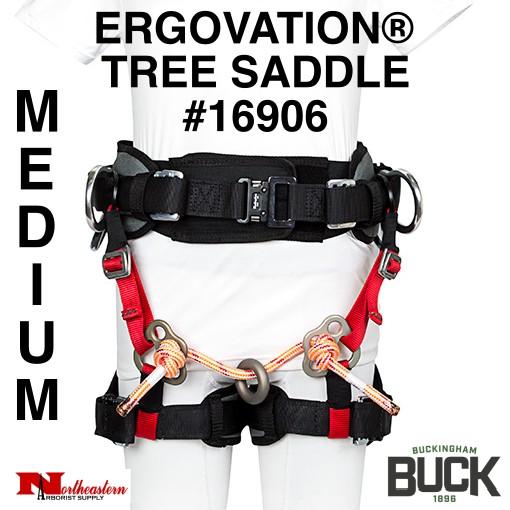 """Buckingham Saddle, Ergovation, Medium Waist Size 32"""" - 36"""""""
