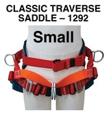 Buckingham Saddle, Traverse Classic, Small with Tongue Buckle