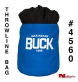 Buckingham Throwline Deployment Bag, with draw string