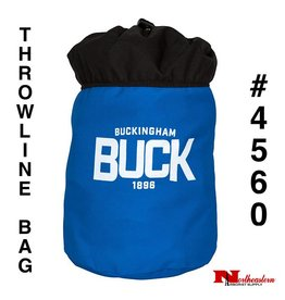 Buckingham Throwline Deployment Bag, with draw string