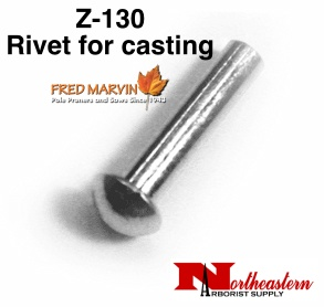 "Fred Marvin Pruner Head Rivit, 3/16"" x 7/8"""