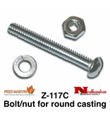 Fred Marvin Marvin Nut & Bolt for Pole