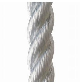 "Teufelberger 3-Strand Safety Blue 1/2"" x 120' by New Engalnd"