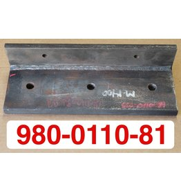 Bandit® Parts Anvil for Model 1400 4-22-88 to 9-22-94 BENT STYLE,  980-0110-81
