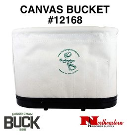 Buckingham Bucket truck, Canvas Oval Bucket #12168