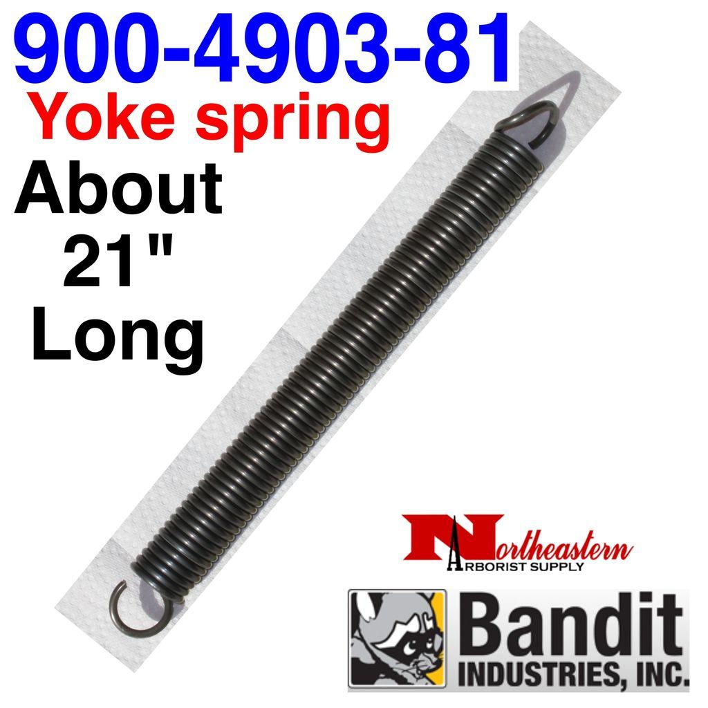 Bandit® Parts Yoke Spring M/254,255, 280, 1400, 1890, 1590, 1390
