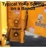 Bandit® Parts Yoke Spring, 1890, 1990 since 3.17.00 900-4905-18