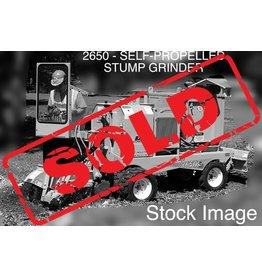 Bandit® SOLD - Model 2650SP Stump Grinder with KOHLER 74 hp Diesel Tier 4 Final