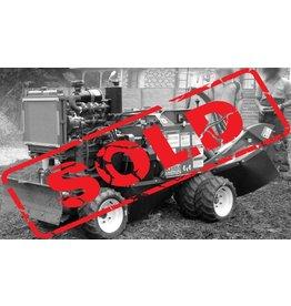 Bandit® SOLD - Model 2550XP - Self-Propelled Stump Grinder, Kohler, 49hp Diesel
