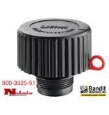 Bandit® Parts Hydraulic Tank Cap, SCREW ON, Vented
