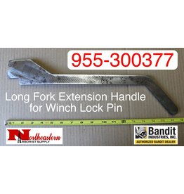 Long Fork Extension Handle for Winch Lock Pin 955-300377