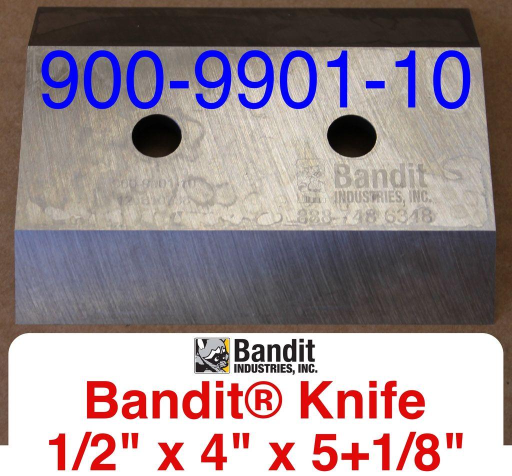 "Bandit® Parts Knife 1/2"" x 4"" x 5+1/8"" 900-9901-10"