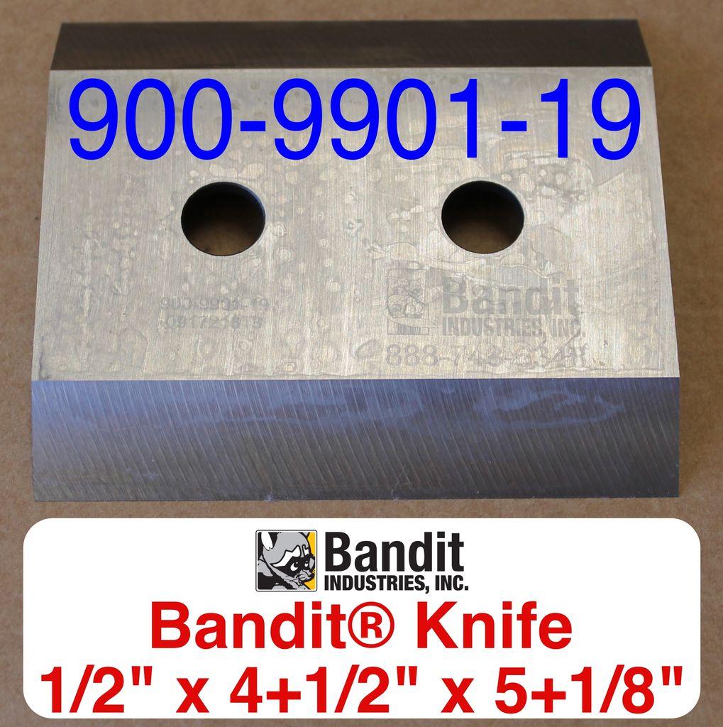 """Bandit® Parts Knife M150XP-1850 5/8 Hole, 1/2"""" x 4+1/2"""" Wide x 5+1/8"""" Long"""