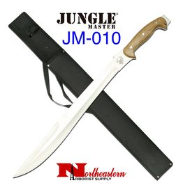 Jungle Master JM-010 Machete 25-Inch Overall