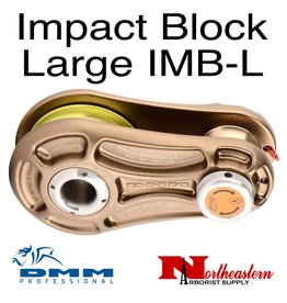 DMM Impact Block Large, Bronze/Lime Color