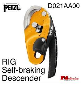 Petzl RIG Compact self-braking descender