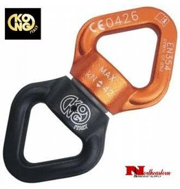 KONG DANCER Aluminum swivel, High tensile strength, 42 kN!