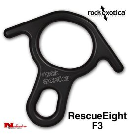 Rock Exotica RescueEight Descender F3