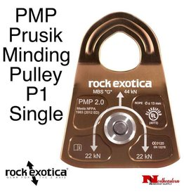"Rock Exotica PMP 2.0"" Single, Prusik Minding Pulley P1"